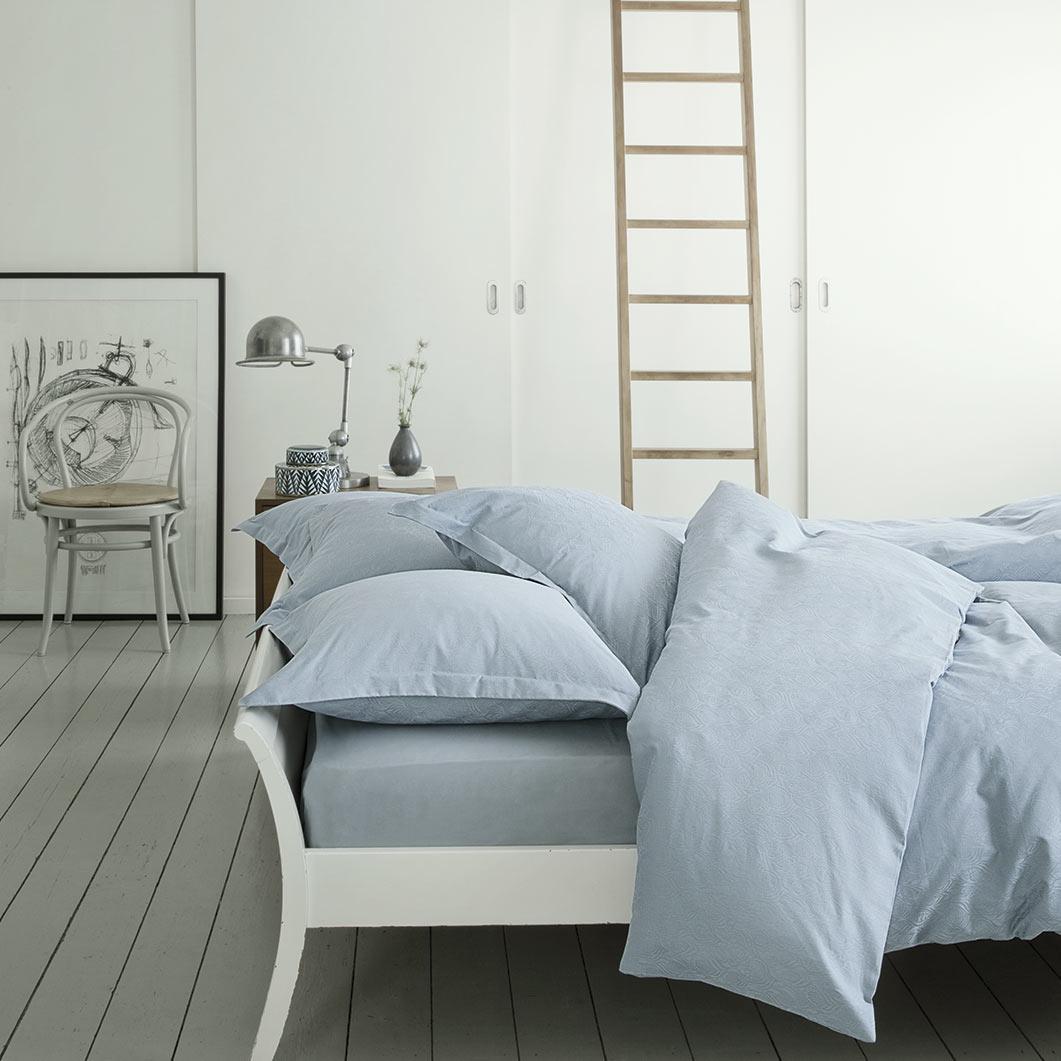 damask sengetøj FEATHER FOREST SENGETØJ FRA GEJENSEN DAMASK  damask sengetøj